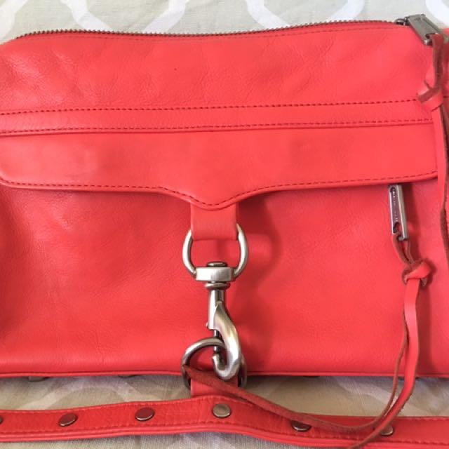 Rebecca Minkoff Mac Crossy Body Bag