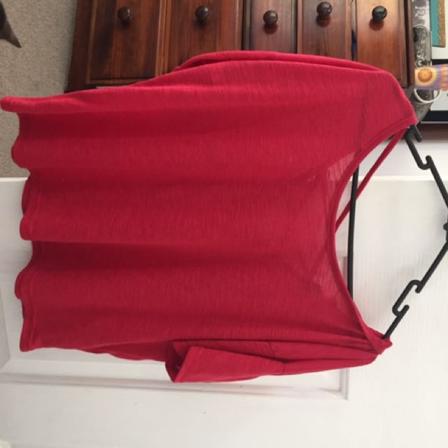 Red T-Shirt - Cotton On