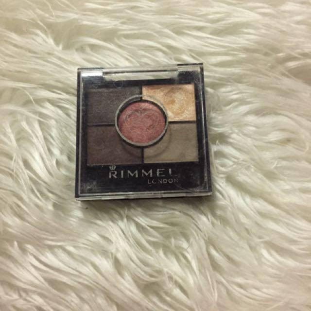 Rimmel Eyeshadow