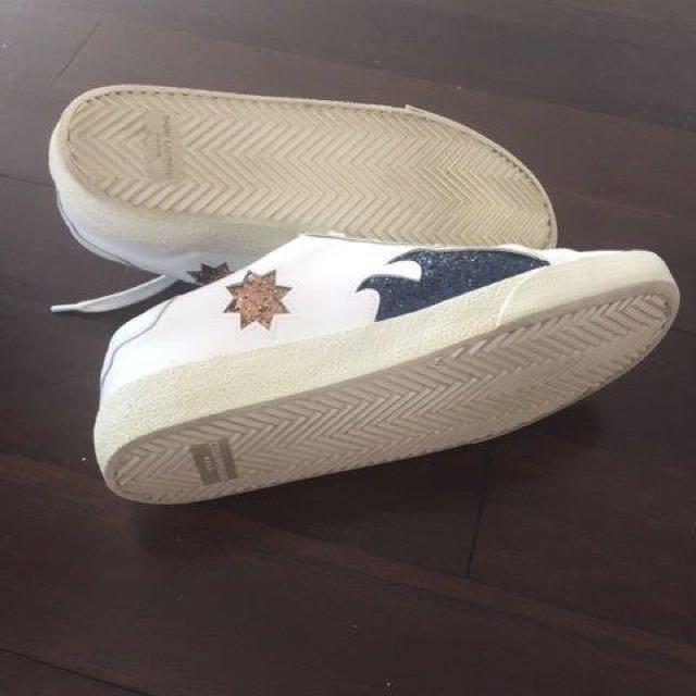 Saint Laurent Court Classic Sea, Sex & Sun Embellished Sneakers