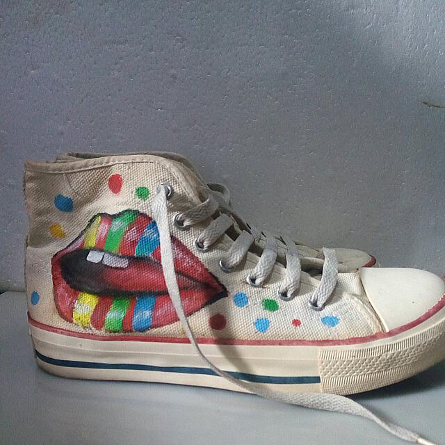 Shoes Lukis Basic PX Star Warrios