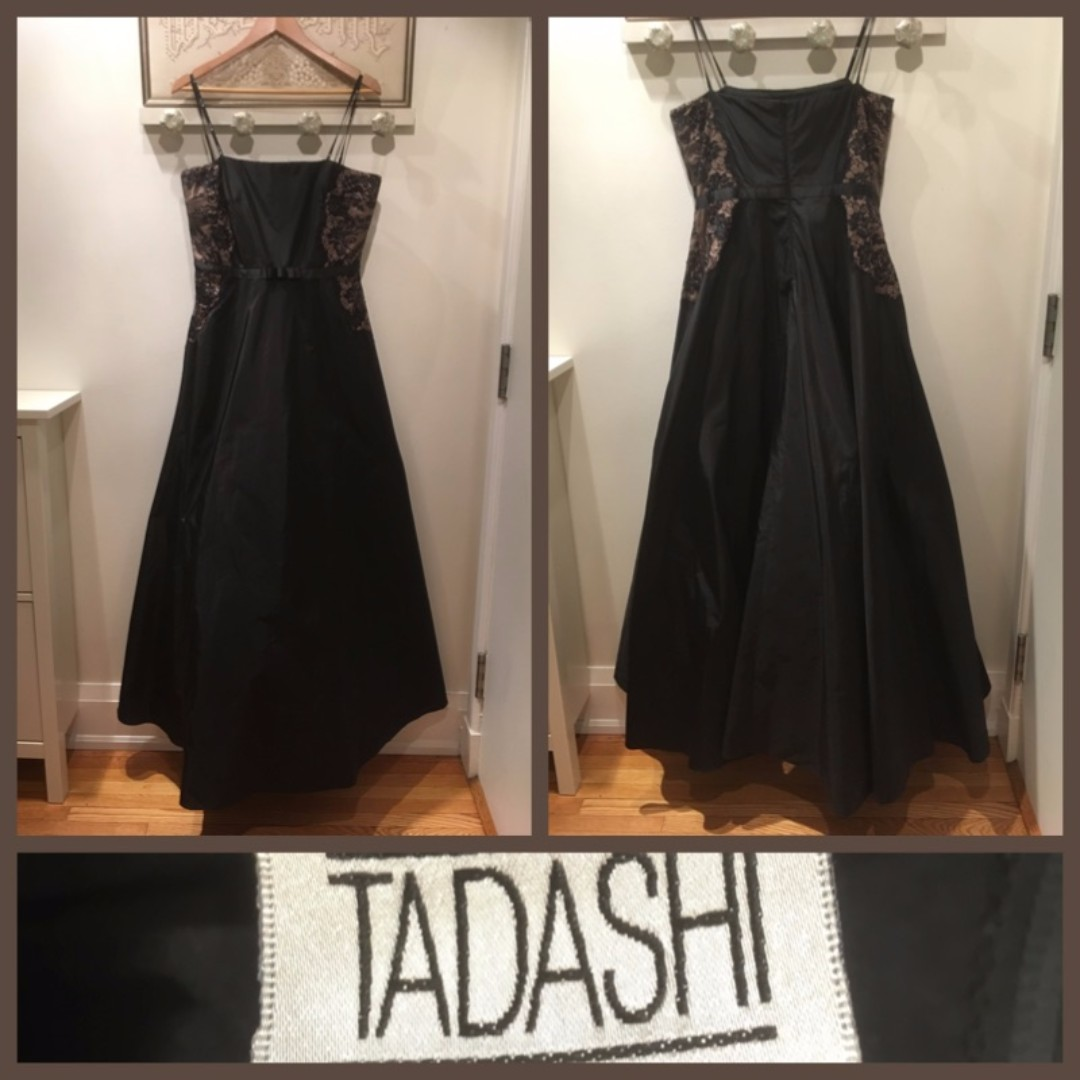 Size 14 - Tadashi Shoji strapless dress