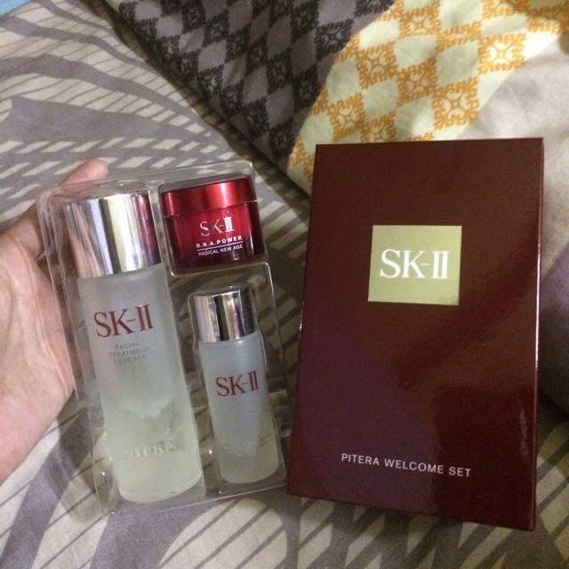Sk-II Pitera Welcome Kit