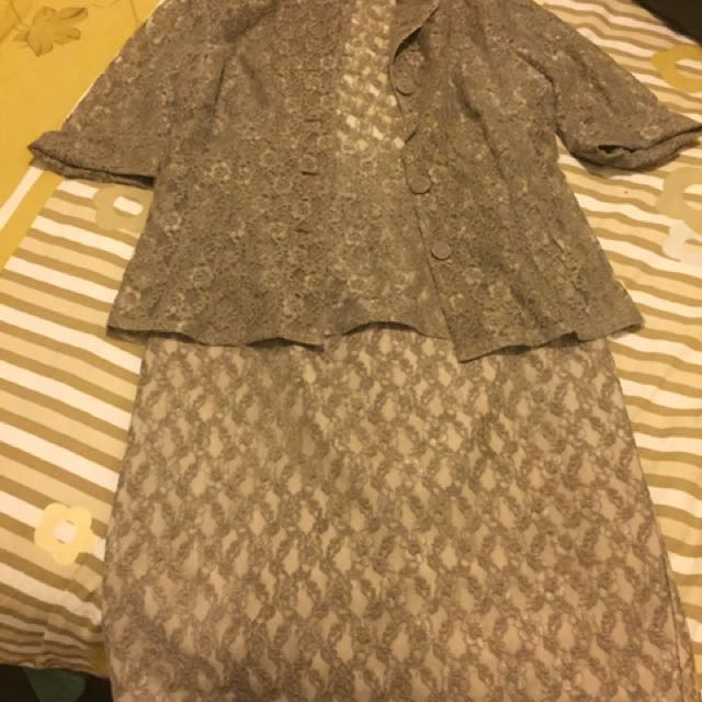 F&I Collection Outfit  size 12 RRP $500 Made In Australia