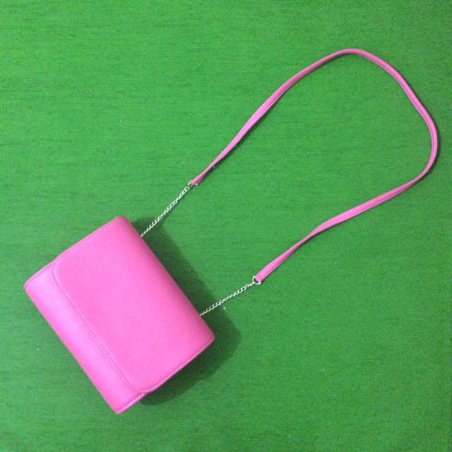 Slingbag Shocking Pink