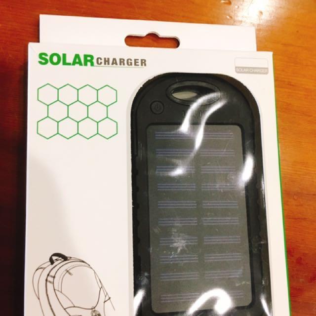 SOLAR 太陽能行動電源 10000mah