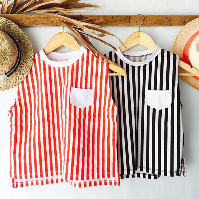 Stripes Pocket