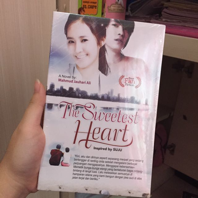 Novel Suju Fanfiction
