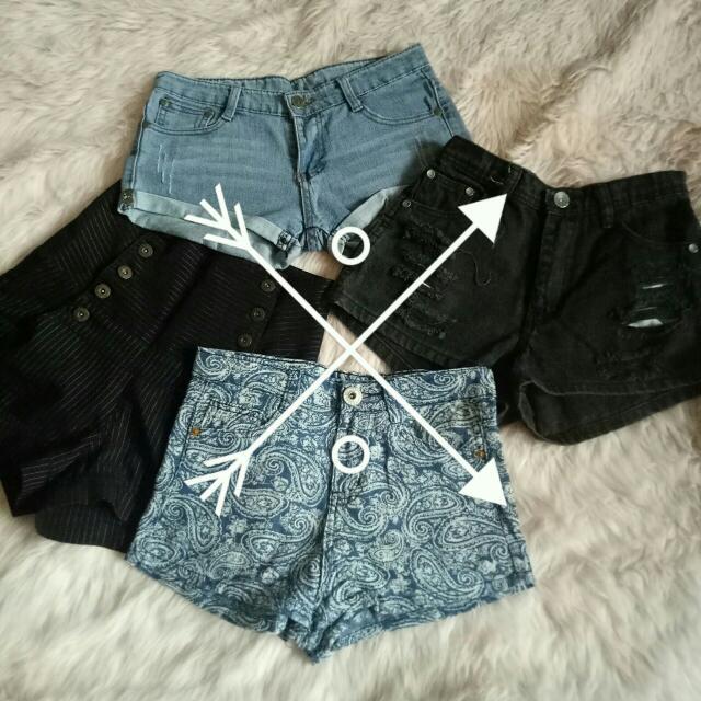 Summer Shorts Bundle ✨