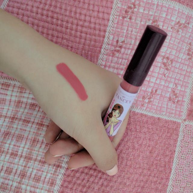 The Beauty Lab Organic Matte Liquid Lipstick