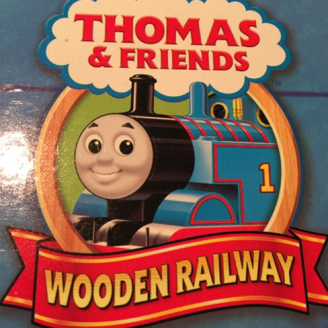 Thomas The Train 2 in 1 Wooden Playtable