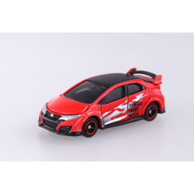 Tomica Event Model Honda Civic Type R Fk2r Red Toys Games Bricks