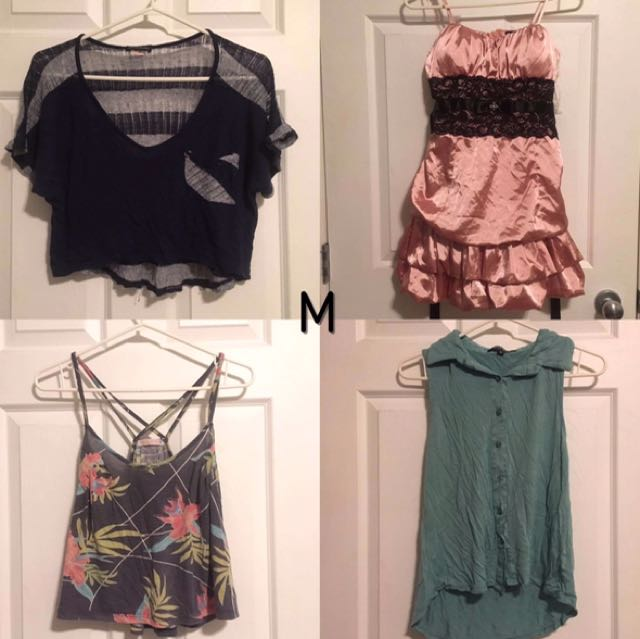 Tops And Dress