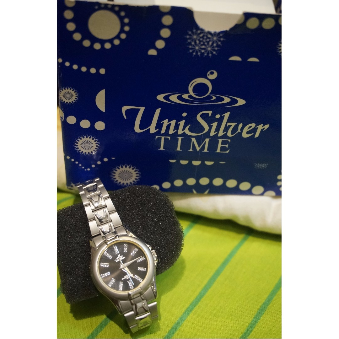 UniSilver Watch For Women