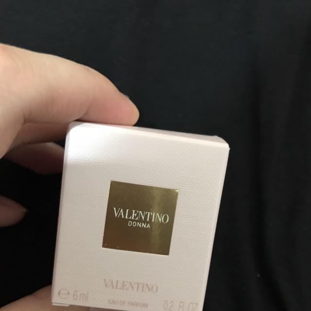 降)Valentino 小香水