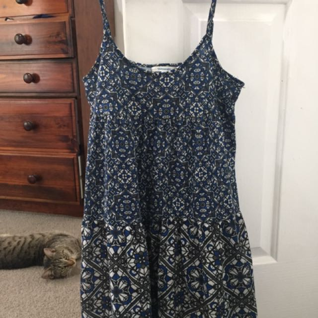 Valley Girl Summer Dress - Size Small