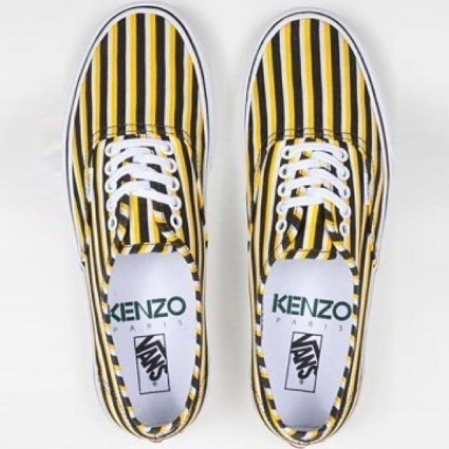 Vans Kenzo Original (Fast PO)