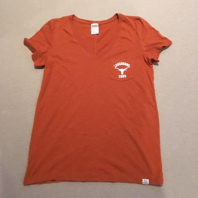Victoria's Secret PINK Texas Tshirt