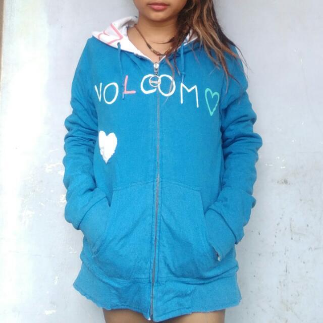 Volcom Reversible Jacket With Hood