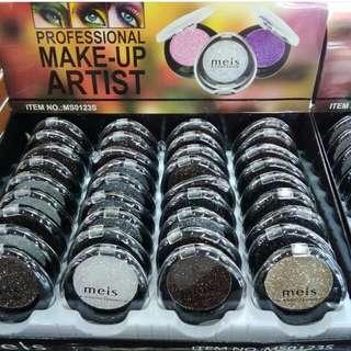 PO - Glitter & Shimmer Eyeshadow
