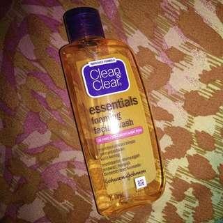 Foaming Facial Wash Clean&Clear