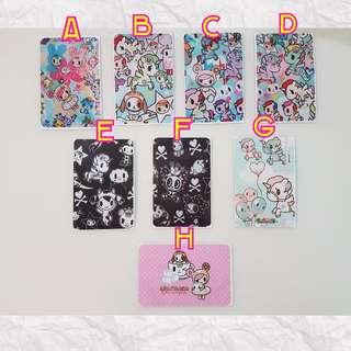 Tokidoki Inspired Ezlink Card Stickers