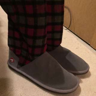 Outdoor Fall Boots/Indoor Slippers