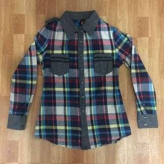 Flannel / Longsleeve Checkered 3