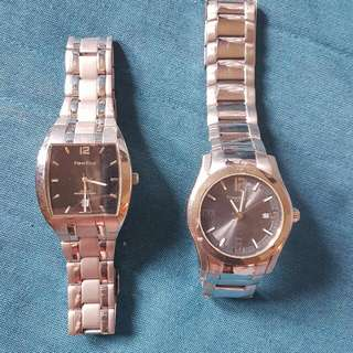 2 Men's Watches