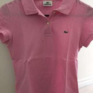 Lacoste Women's Golf Shirt