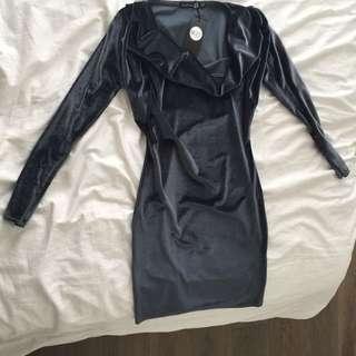 Velvet Flattering Dress