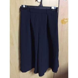 專櫃寬褲裙
