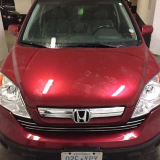 2007 HONDA CRV FULLY LOADED