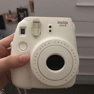 Fuijifilm Instax 8 Polaroid