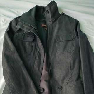 Danier Suede Jacket XS Like New!