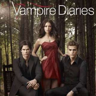 Vampire Diaries Seasons 1 To 7
