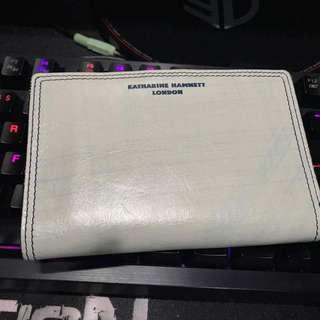 Katarine Hamnette London Wallet