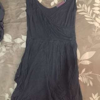 Size Small Black Dress