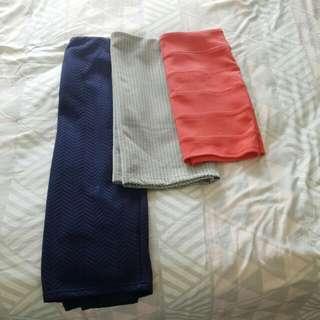 Bulk Skirts Part 1