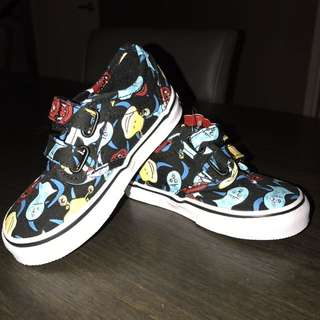 Brand new Toddler Vans Shoes Size US 7