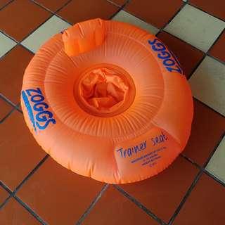 Zoggs Trainer Seat Float