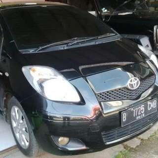 Toyota Yaris Th.2009 Type E / MT