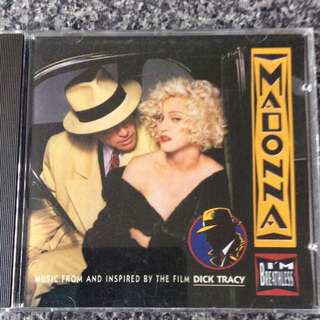 Madonna ( Music From And Inspired By The Film Dick Tracy )