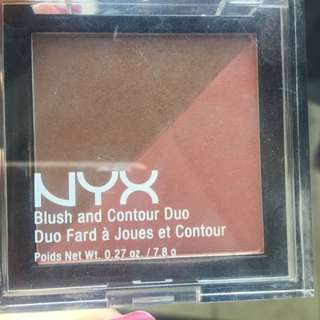 NYX Blush And Contour Duo