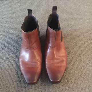 Men's Dress Boots Size 12