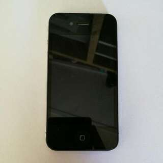 iPhone 4 - Good Condition External - Broken Charger Point