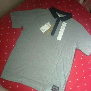 50% OFF BNWT RedTag Grey Speckled Collared Shirt