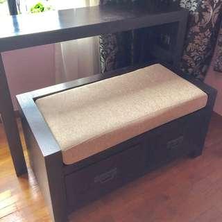 Barang Barang Console Table And Bench