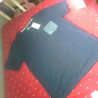 50% OFF BNWT RedTag Man Denim Pocket Shirt