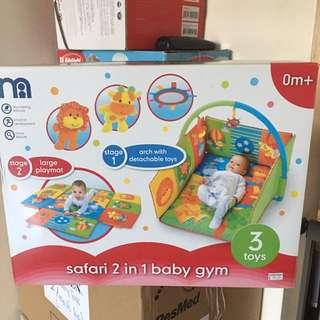 Mothercare Safari Baby Gym